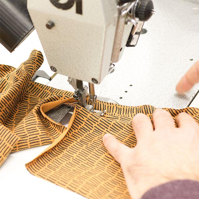 piaf&ponti Werkstatt in der Textilerei
